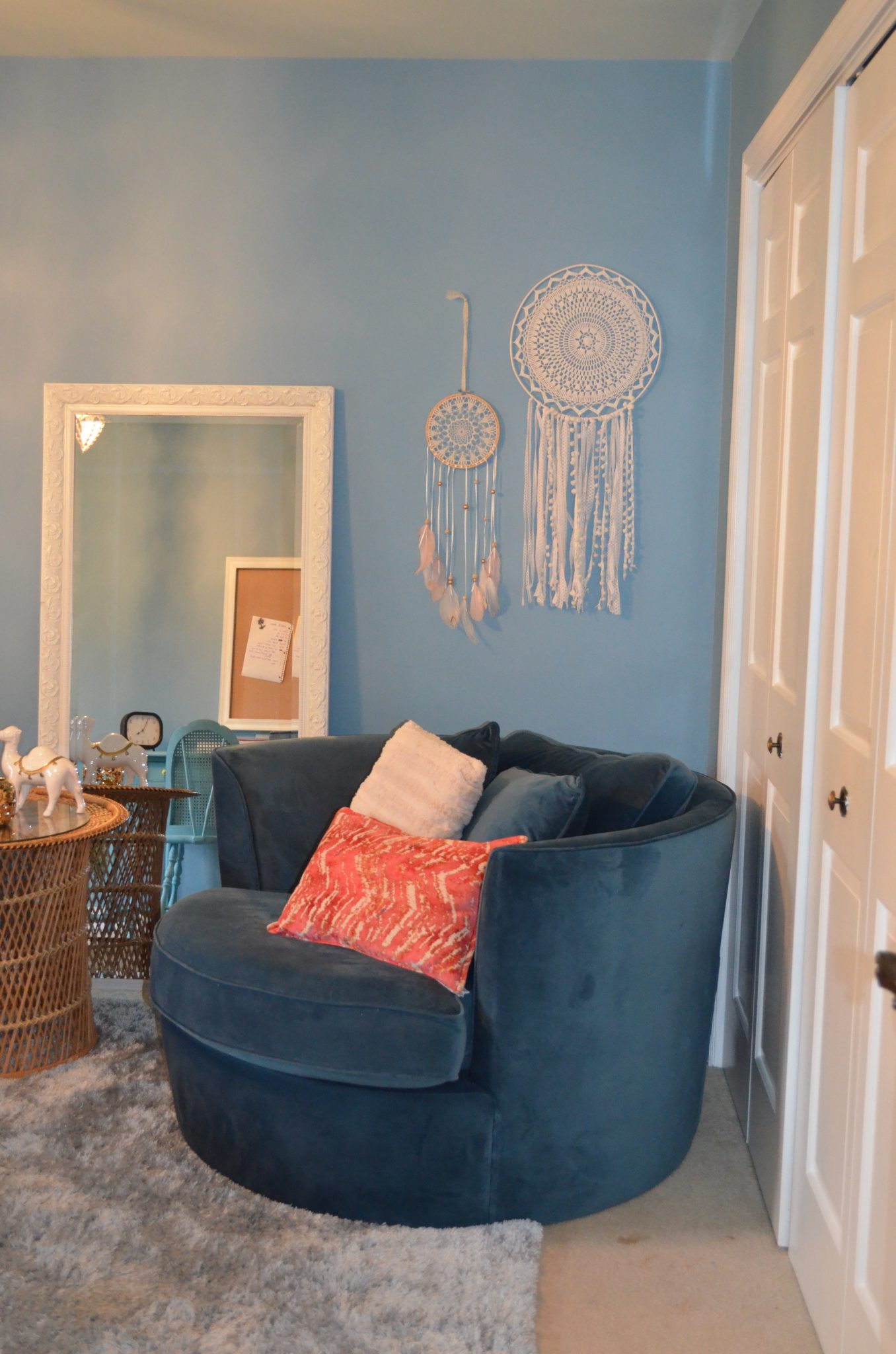 Teen Boho Bedroom