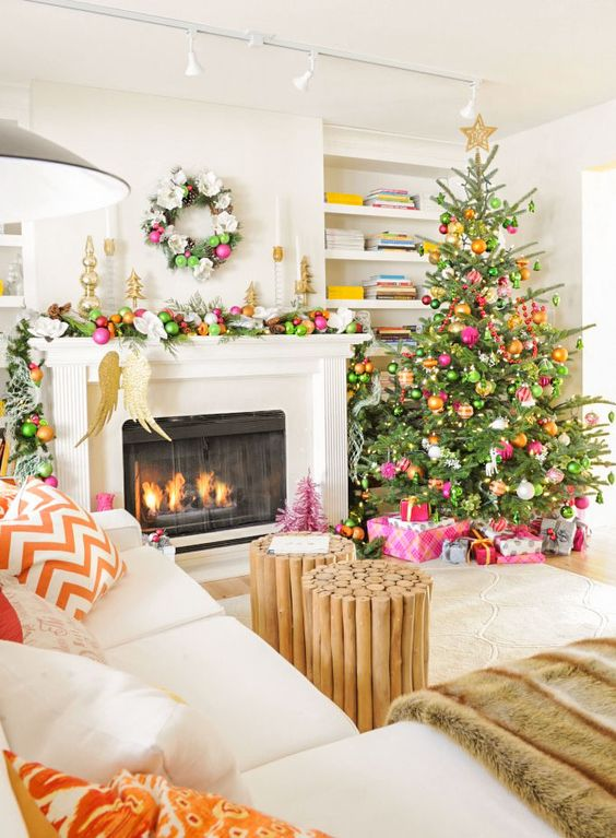 decorate for Christmas