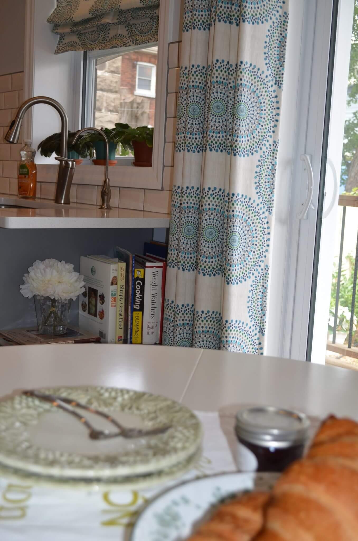 Lakeview Kitchen detail