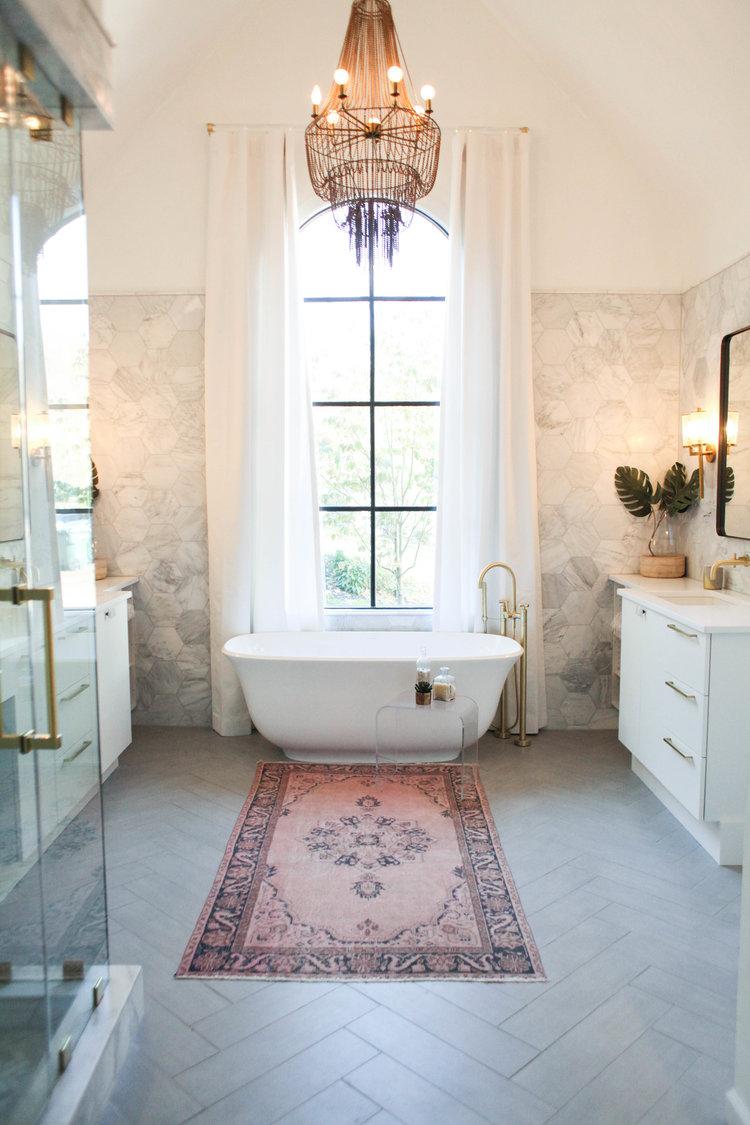 Elegant Euro Bathroom