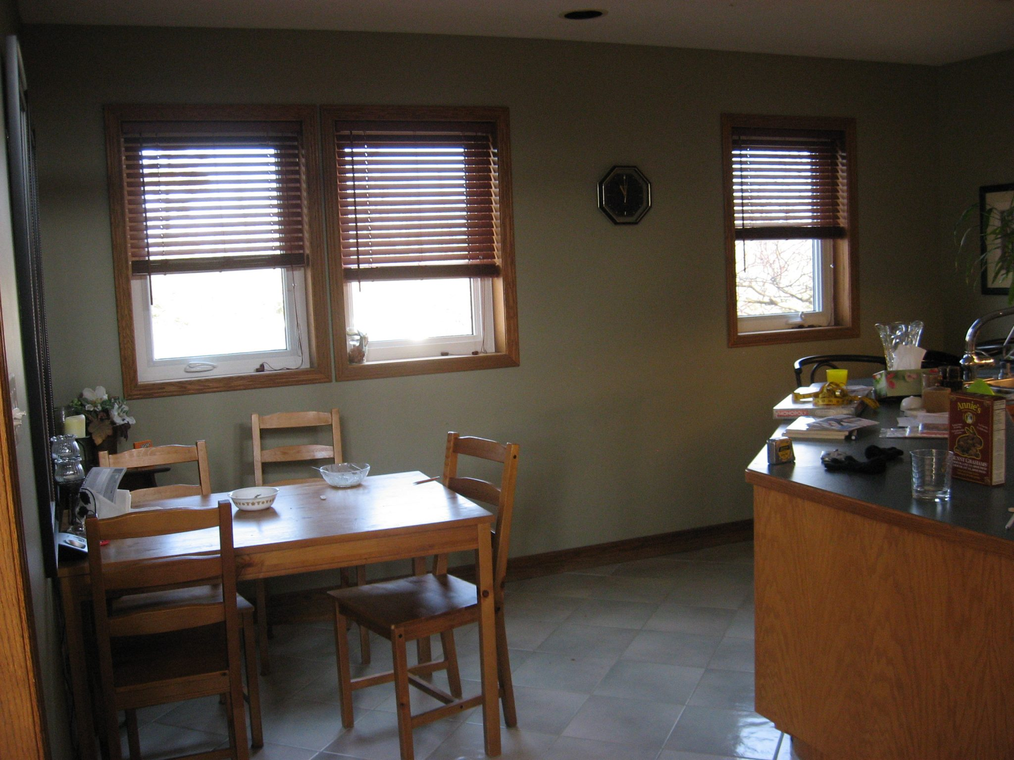 Rustic Modern Hannon Home Before