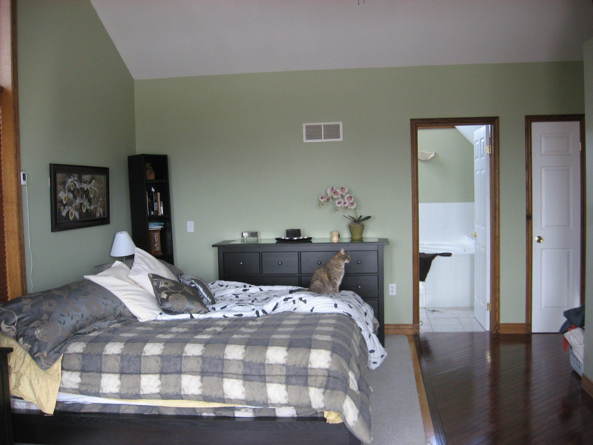 Zen Principal Bedroom before