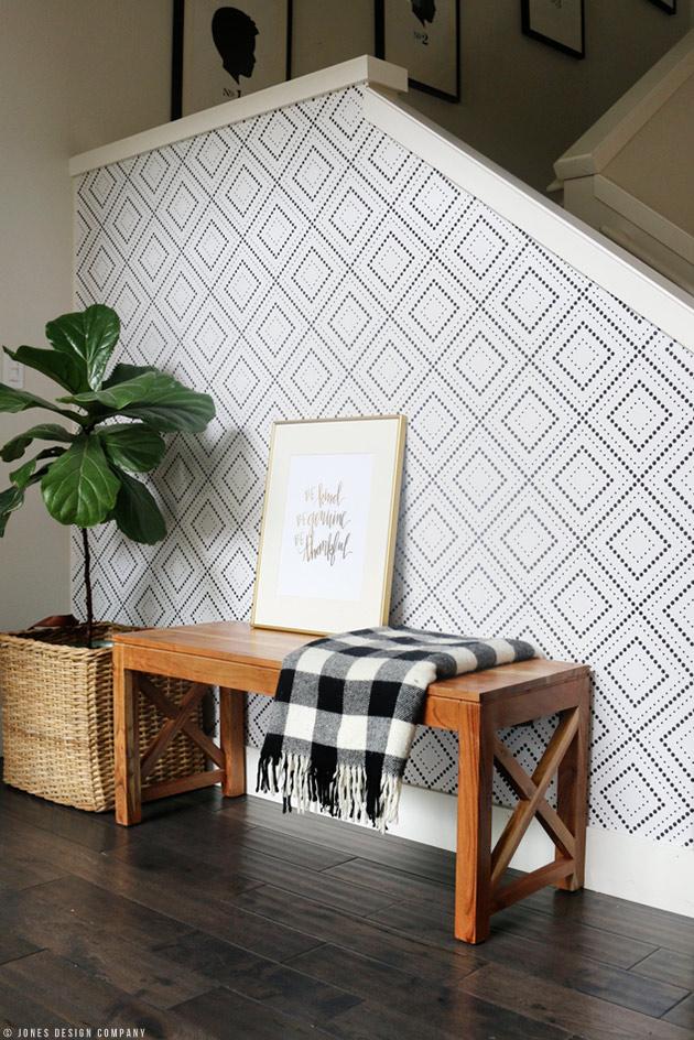 Wallpaper Foyer
